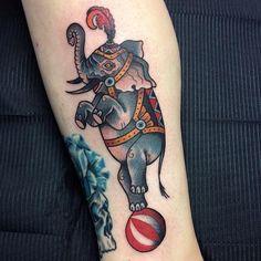 tattoo circus - Google Search