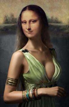 Mona Lisa - Lisa especially for you
