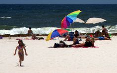 Gulf Shores - First Day of Summer 2012 (22 photos)