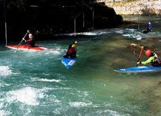 rafting nella riserva dell'Aniene