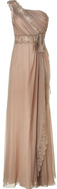 bridesmaids dresses; would also be a beautiful wedding dress if looking for something non-traditional