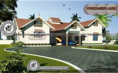 Small One Story House Plans with Garage 80+ Single Storey Home Plans