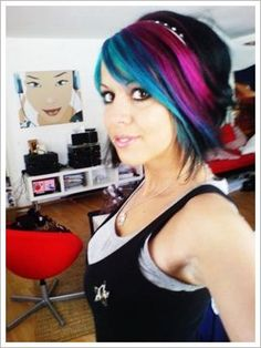 different-color-hair-dye