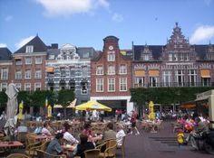 Haarlem, The Netherlands. Near the Corrie Ten Boom House.