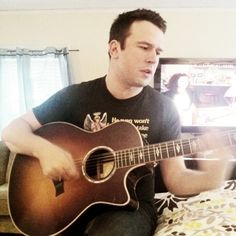 Max Bemis, I know you're married and everything, but... me and Sherri could do a sister wives type thing.