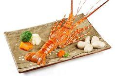 Tôm hùm baby đỏ - Siêu thị hải sản KB