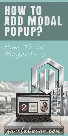 Learn how to add modal popup which opens after clicking the link in Magento 2 project. Easy and detailed tutorial for every frontend developer. Popup, News Blog, Web Development, Ecommerce, Challenges, Ads, Business, Projects, Life