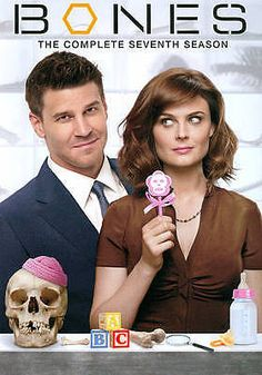 awesome Bones The Complete Seventh Season (DVD 2012 4-Disc Set) - For Sale View more at http://shipperscentral.com/wp/product/bones-the-complete-seventh-season-dvd-2012-4-disc-set-for-sale/