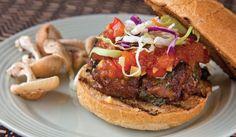 #GlutenFree Asian Beef Burgers NEW #Recipe