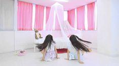 Cute japanese girl dance (HD)