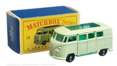 The Southwest Matchbox Collection Vintage Toys For Sale, Vw Vintage, Volkswagen Models, Volkswagen Bus, Old School Toys, Miniature Cars, Corgi Toys, Hobby Toys, Matchbox Cars