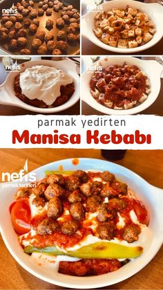 Turkish Recipes, Italian Recipes, Turkish Sweets, Turkish Kitchen, Dairy Free Options, Fresh Fruits And Vegetables, Iftar, Lunch Lady Brownies, Fish And Seafood