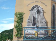 In the Loire thread by Patrick Commecy & A.Fresco (Brives Charensac, France)