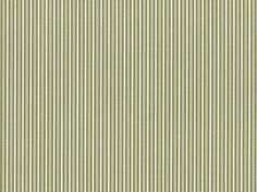 Perennials Fabrics Camp Wannagetaway: Ticking Stripe - Sprout