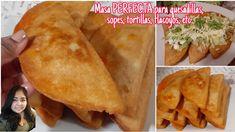 Empanadas, Cooking 101, Cooking Recipes, Fritas Recipe, Tasty, Yummy Food, Delicious Recipes, Guatemalan Recipes, Tea Recipes