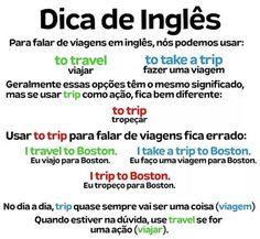 Learn Spanish Phrases For Your Trip Abroad English Help, English Verbs, English Tips, English Study, English Lessons, English Vocabulary, English Grammar, Portuguese Lessons, Learn Portuguese