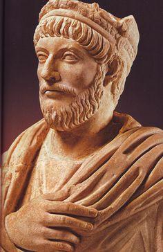 Julian, the last pagan emperor of Rome.