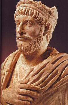 Julian, the last pagan emperor of Rome.