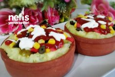Turkish Recipes, Italian Recipes, Turkish Sweets, Potatoe Casserole Recipes, Kebab, Fresh Fruits And Vegetables, Homemade Beauty Products, Fish And Seafood, Bon Appetit