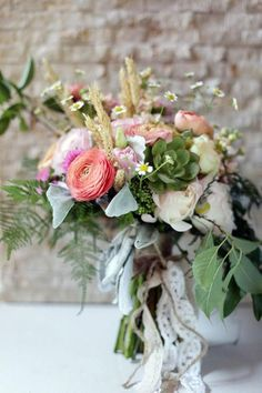Weddbook is a content discovery engine mostly specialized on wedding concept. You can collect images, videos or articles you discovered organize them, add your own ideas to your collections and share with other people   Our Five Favorite Bouquets from 2012