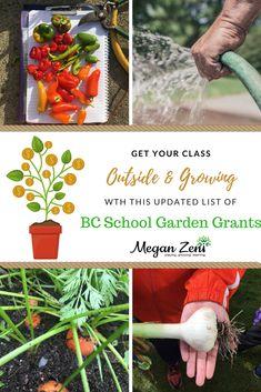 BC School Garden Grants