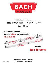 bach tow part invention analysis Slant magazine's film section is your gateway to some of the web's most incisive and biting film criticism and features.