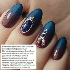 "Thank you Mary for the astonishing review about E.Mi brand products! Your wonderful works it is the best compliment for us! «I am so happy! Now I have all new materials E.Mi! Stunning collection ""Royal Tone"", new cool pigments with chameleon effect! And all of the necessary materials for new technique Nail-Jeweler — #GemtyGel! I am inspired and ready for creation new fantastic designs»  Спасибо @nastroenie.nails Марии из г. Жуковский за прекрасный отзыв о продукции марки E.Mi! Ваши…"