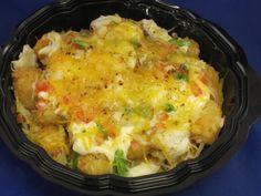 Recipe for crab tots from Baltimore's M Bank Stadium - Baltimore Sun. YUMMO!!!