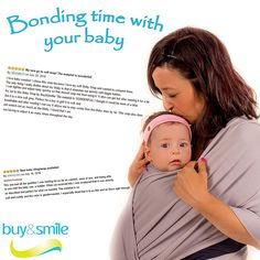 2387ed04ac6 Amazon.com   Super Soft Baby Sling Wrap Carrier -Free Adorable Baby Hat-