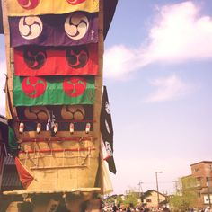 Home Town: Parade a Float, Japan, 祭り