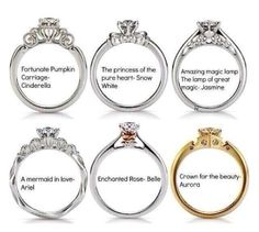 I'd want Belle's. My second choice would be Cinderella, then Arielle's. <3