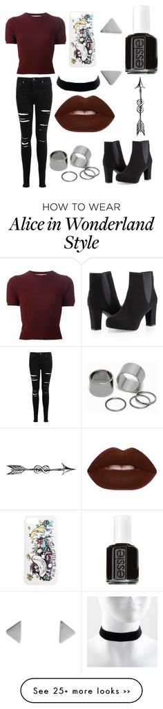"""Grunge"" by fashiongirlxcx on Polyvore"