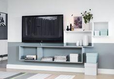 Dekorativt og praktisk tv-møbel