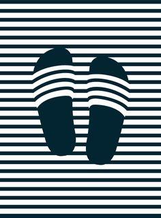 Graphic Design Club Stripes - by Sneakwalker Graphic Design Illustration, Graphic Art, Illustration Art, 3d Art Drawing, Illusion Art, Arte Pop, Grafik Design, Art Plastique, Op Art