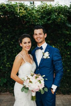 A Wedding At Madsen's Greenhouse | The Wedding Co. | Essense of Australia Wedding Dress