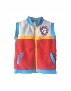 Hey, I found this really awesome Etsy listing at https://www.etsy.com/listing/464121188/paw-patrol-ryder-unisex-adult-vest-gift
