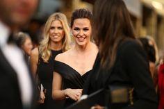 Pin for Later: Les 43 Meilleures Photos de la Soirée des Oscars Jennifer Garner