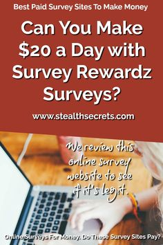 Survey Rewardz Review: A Legit Opportunity To Make Money Answering Surveys Or A Scam? There's countless sites out there but the legit ones pay out $$, 100% free, user-friendly, support friendly, and painless all around. Make money taking surveys, survey sites that pay, best surveys, online surveys, surveys that pay, take surveys for money #surveysites #paidsurvey #surveysitesthatpay #surveysitesformoney #makemoremoney #sidehustle #extramoney Make Money Taking Surveys, Surveys That Pay Cash, Online Surveys For Money, Paid Surveys, Way To Make Money, Money Making Websites, Survey Websites, Survey Sites That Pay, Online Editing Jobs