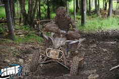 GNCC offers classes for riders of all skill and experience levels. The amateur racers can sign up at the track. AMSOIL has been the Exclusive Official Oil of the Can-Am GNCC Racing Series since 2010. Like this photo! #AMSOIL #GNCC #motocross #ATV