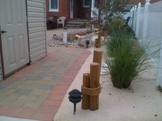 Beach Theme Back Yard Landscaping   Pond and Water Garden Project Portfolio - Ponds, Streams and ...