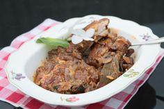 Żeberka w tradycyjny sposób - Kuchnia pokoleń - Kuchnia pokoleń