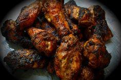 Buy online: www. Grilled Steak Recipes, Grilling Recipes, Cooking Recipes, Easy Recipes, Chicken Wings Spicy, Chicken Wing Recipes, Lime Chicken, Barbecue, Frango Chicken