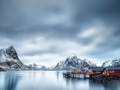 "Manfred Voss, Germany, Entry, Open, Travel, 2016 Sony World Photography Awards ""Landscape in Nothern Norway"""