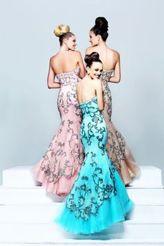 Sherri Hill dresses are designer gowns for television and film stars. Find out why her prom dresses and couture dresses are the choice of young Hollywood. Prom Dress 2013, Prom Dress Shopping, Tulle Prom Dress, Mermaid Prom Dresses, Strapless Dress Formal, Formal Dresses, Dresses 2013, Mermaid Gown, Lace Mermaid