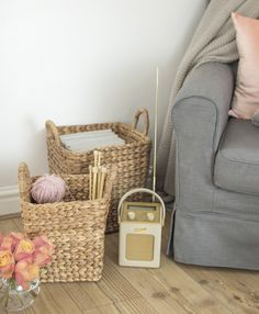 Laura Ashley Blog | FIVE STEPS TO CREATE THE PERFECT HOME OFFICE | http://www.lauraashley.com/blog