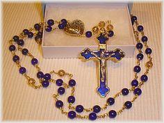 GP Iolite Rosary