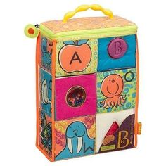 Baby B. aBc Block party Blocks