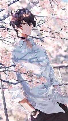 Dark Anime Guys, M Anime, Cool Anime Guys, Hot Anime Boy, Chica Anime Manga, Kawaii Anime Girl, Anime Art, Anime Boys, Wallpaper Animé