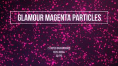 Glamour Magenta Particles #Abstract, #Background, #Blur, #Club, #Disco, #Elegant, #Fashion, #Glamour, #Glow, #Magenta, #Magic, #Particles, #Pink, #Provitaly http://goo.gl/kx1xn5