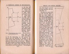 """""""The Lesson II book of Isabel Conover DeNyse's A Complete Course in Dressmaking, Aprons and House Dresses, shows a very similar dress on its cover, and then guides you through making a simple house dress pattern from a blouse pattern."""" Quoted from a post by unsungsewingpatterns."""